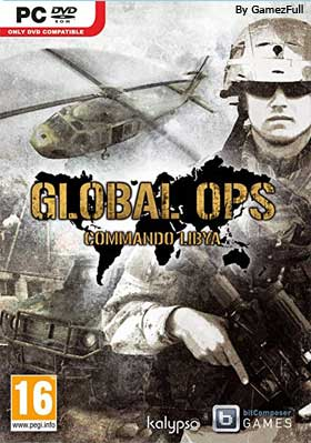 Global Ops Commando Libya PC [Full] Español [MEGA]