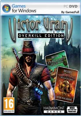Descargar Victor Vran pc español mega y google drive /