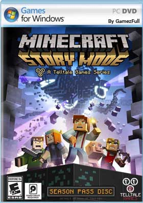Minecraft Story Mode Complete PC Full Español | MEGA