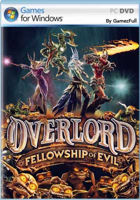 Descargar Overlord Fellowship of Evil pc full español mega y google drive /
