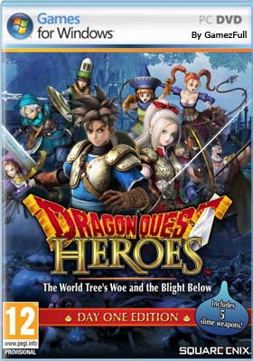 Descargar Dragon Quest Heroes pc full español mega y google drive /