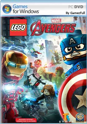 LEGO Marvel's Avengers PC [Full] Español [MEGA]