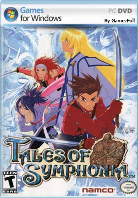 Tales of Symphonia PC [Full] Español [MEGA]