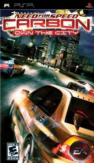 Need for Speed Carbon (PSP) (Español - ISO) [MEGA]