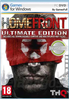 Homefront Ultimate Edition PC [Full] Español [MEGA]