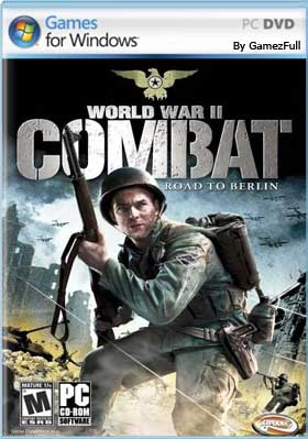 World War II Combat Road to Berlin PC Full