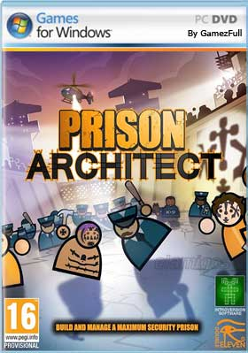 Descargar Prison Architect pc full español 1 link mega y google drive /