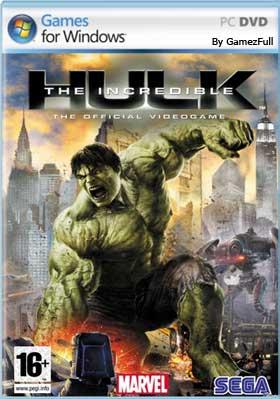 Descargar El Increíble Hulk pc español mega y google drive /
