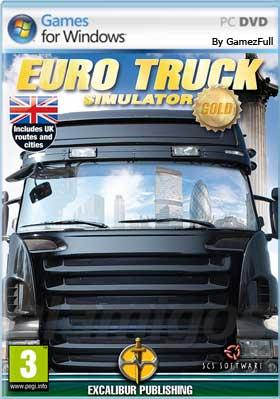 Descargar Euro Truck Simulator pc full español mega y google drive /