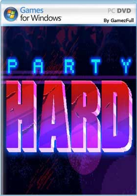 Party Hard - High Crimes PC [Full] Español [MEGA]