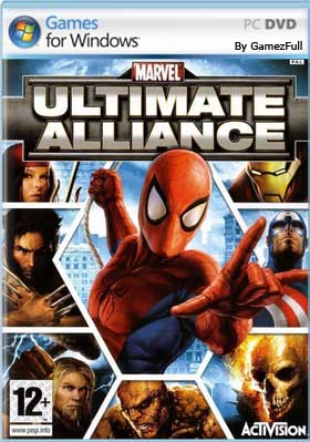 Marvel Ultimate Alliance PC Full