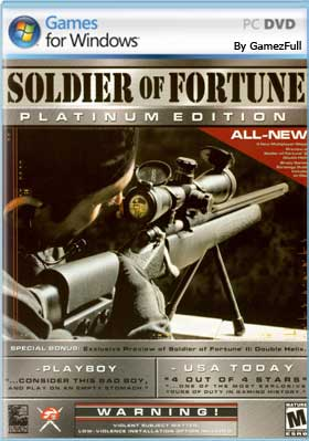 Descargar Soldier of Fortune pc full español mega y google drive /