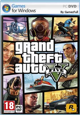 Grand Theft Auto V (5) ElAmigos Free Download PC