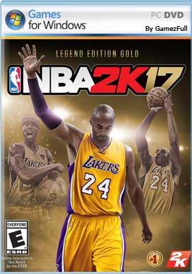NBA 2K17 Legend Edition PC [Full] Español [MEGA]