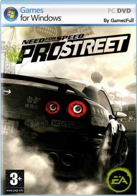 Need For Speed Pro Street PC [Full] Español [MEGA]