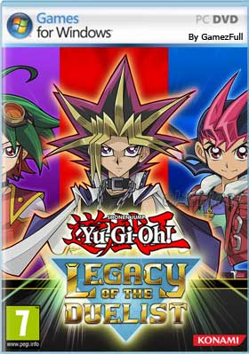 Yu-Gi-Oh! Legacy of the Duelist PC [Full] Español [MEGA]