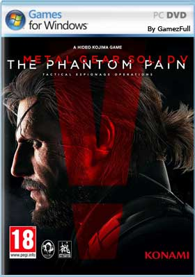 Descargar Metal Gear Solid V The Phantom Pain pc full español mega y google drive /
