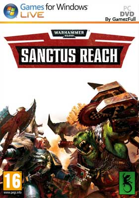 Warhammer 40,000 Sanctus Reach PC Full Español