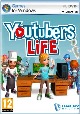 Youtubers Life PC [Full] Español [MEGA]