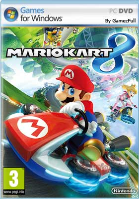 Mario Kart 8 Para PC Full Español