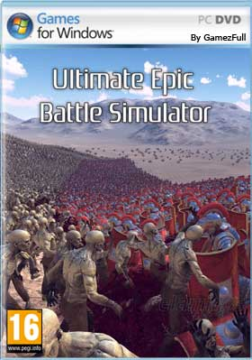 Descargar Ultimate Epic Battle Simulator pc full espñaol mega y google drive /