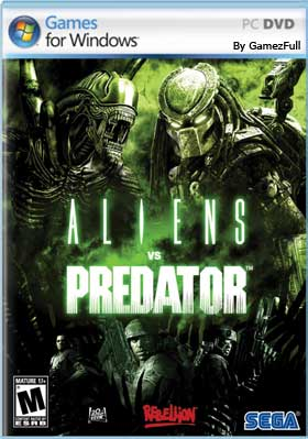 Aliens Vs Predator 3 (2010 ) PC [Full] Español [MEGA]