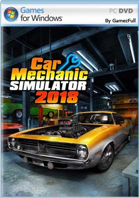 Car Mechanic Simulator 2018 PC [Full] Español [MEGA]