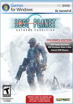Descargar Lost Planet pc full español mega y google drive /