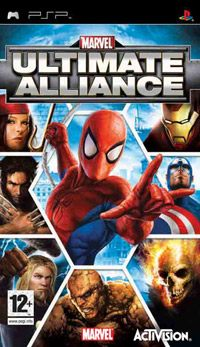 Descargar Marvel Ultimate Alliance para psp mega y google drive /
