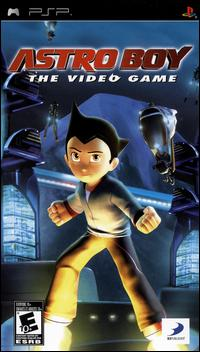 Astro Boy The Video Game (PSP) Español [MEGA]