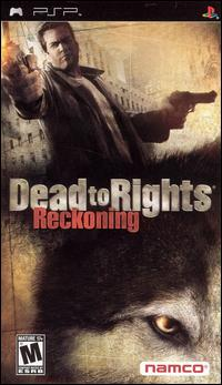Dead to Rights Reckoning [PSP] (Español - ISO) [MEGA]