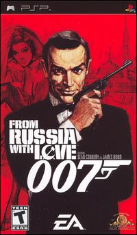 007 From Russia with Love [PSP] (Español - ISO) [MEGA]