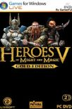 Heroes of Might and Magic V (5) Gold PC Full Español