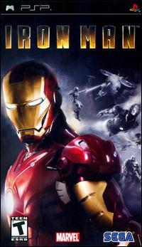 Iron Man PSP (Español - ISO) [MEGA]