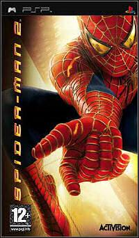 Spider-Man 2 [PSP] (Español - ISO) [MEGA]