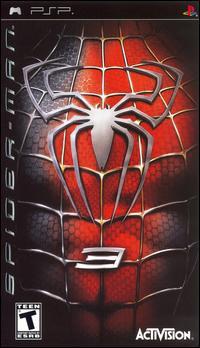 Spider-Man 3 (PSP) (Español - ISO) [MEGA]