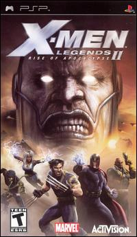 Descargar X-Men Legends II Rise of Apocalypse para psp español 1 link /