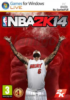 NBA 2K14 PC [Full] Español [MEGA]