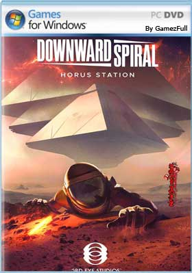 Descargar Downward Spiral Horus Station pc full español mega y google drive /