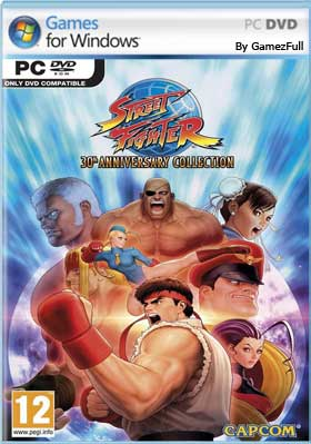 Descargar Street Fighter 30th Anniversary Collection pc full español mega y google drive /