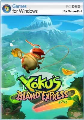 Descargar Yoku's Island Express pc full español mega y google drive /