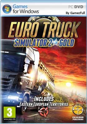 Descargar Euro Truck Simulator 2 pc full español mega y google drive /