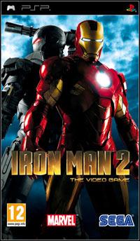 Iron Man 2 PSP (Español - ISO) [MEGA]