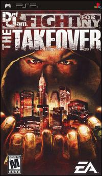 Def Jam Fight for NY The Takeover [PSP] [MEGA]