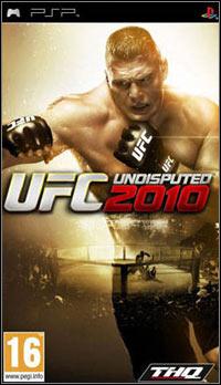 UFC Undisputed 2010 [PSP] (Español – ISO) [MEGA]