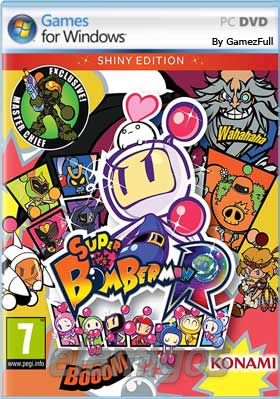 Super Bomberman R [PC] [Full] Español [MEGA]