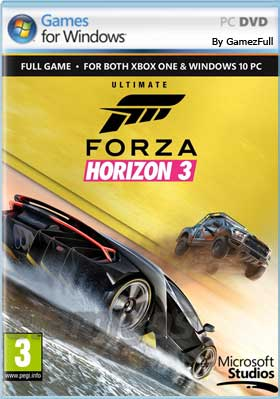 Forza Horizon 3 Ultimate Edition [Full] Español [MEGA]