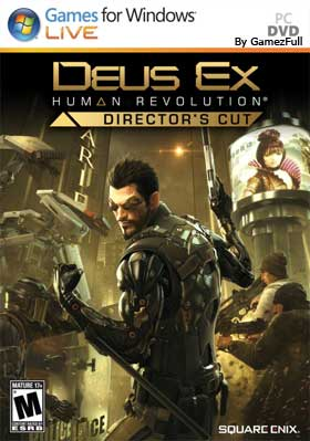 Deus Ex Human Revolution PC [Full] Español [MEGA]