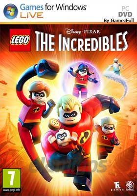 Descargar LEGO The Incredibles pc full español mega y google drive /