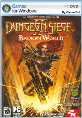 Descargar Dungeon Siege 2 + Expansion Broken World pc full español mega y google drive /